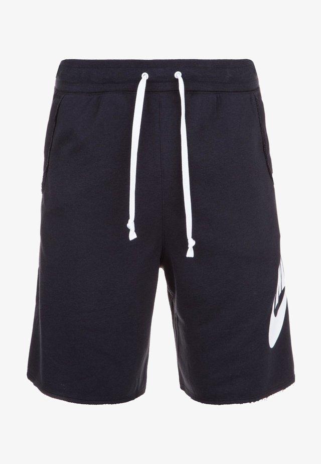 M NSW HE FT ALUMNI - Shorts - black/white