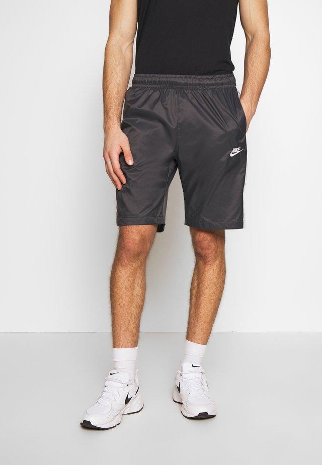 CORE  - Pantalones deportivos - anthracite/vast grey