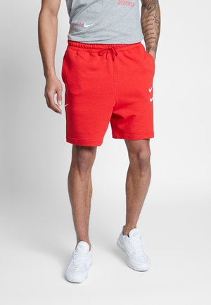SHORT - Shorts - university red/white