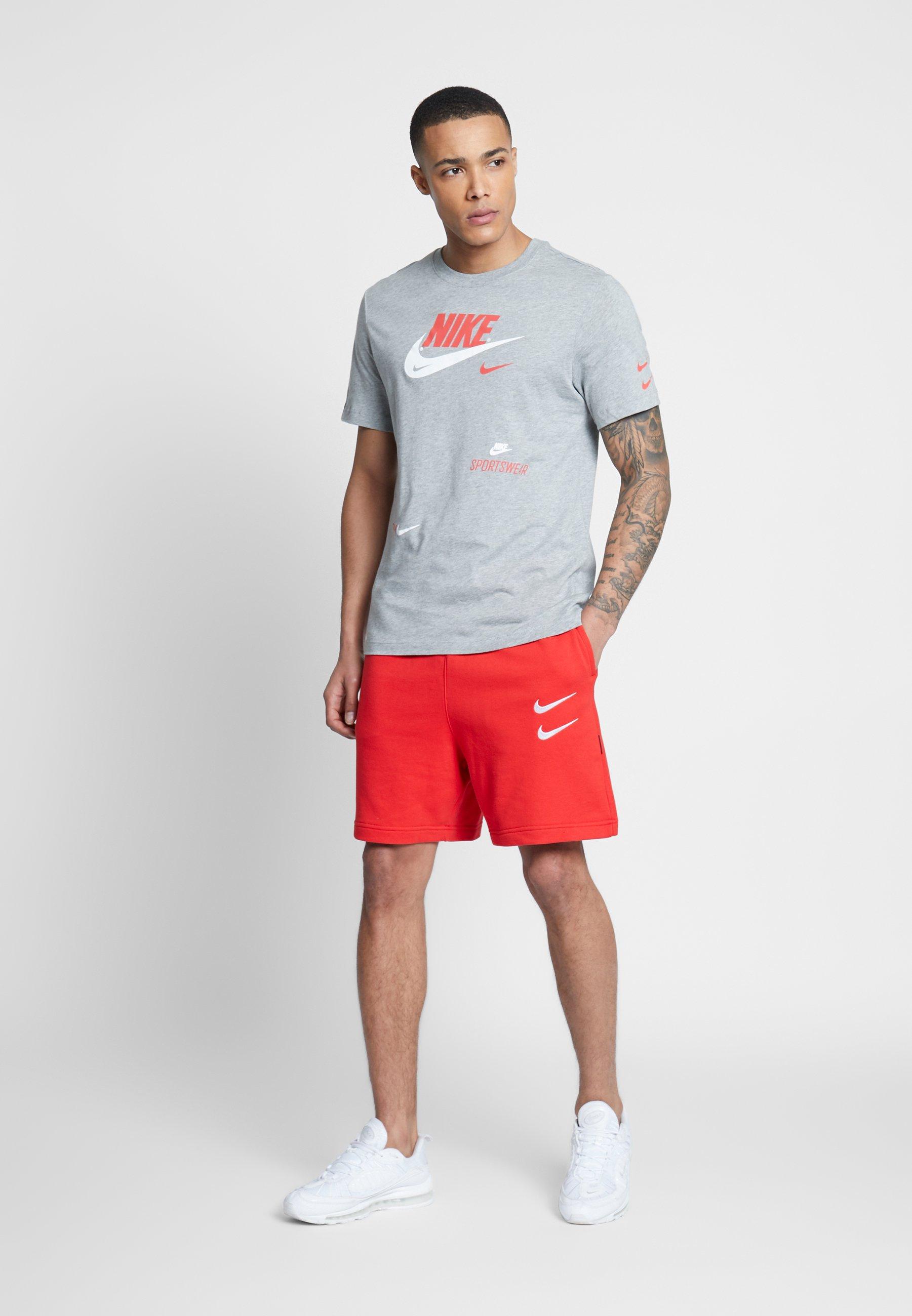 Nike Sportswear Short - Shorts University Red/white