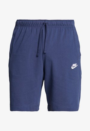 CLUB - Shorts - midnight navy/white
