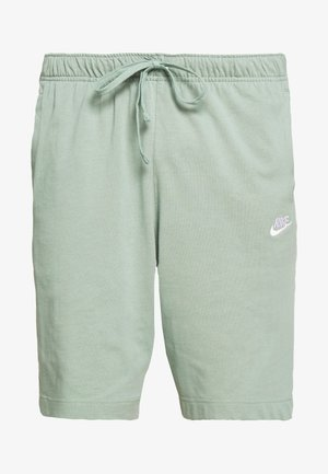 CLUB - Shorts - silver pine/white