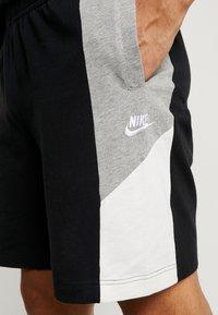 Nike Sportswear - M NSW SHORT JSY CB - Short - black/grey heather - 4