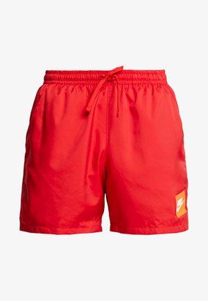 FLOW - Short - university red