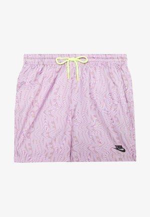 FESTIVAL  - Shorts - iced lilac/volt/black