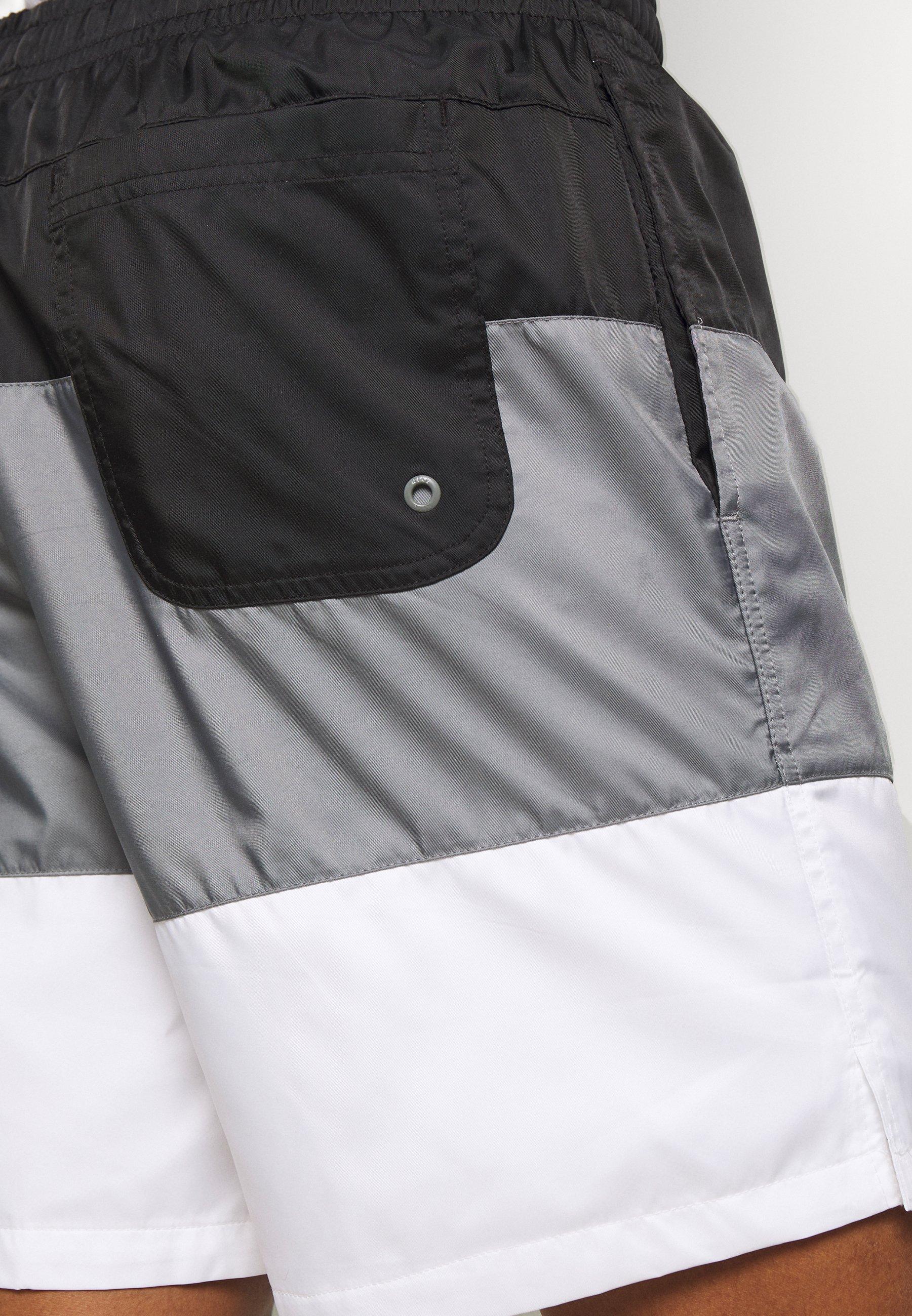 Short blacksmoke greywhite