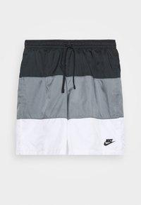 Nike Sportswear - Short - black/smoke grey/white - 4
