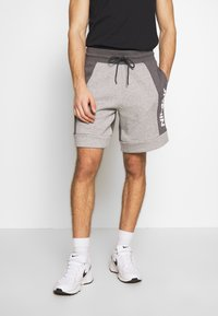 Nike Sportswear - AIR - Trainingsbroek - grey/charcoal - 0