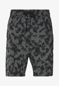 Nike Sportswear - Shortsit - black/(black) - 3
