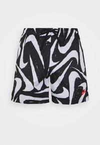 Nike Sportswear - FLOW - Shorts - black - 4