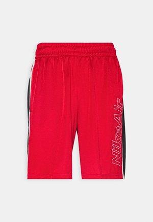 Pantalones deportivos - university red/black/white