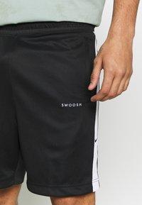 Nike Sportswear - M NSW SHORT PK - Short - black/white - 3