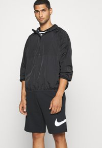 Nike Sportswear - Pantalon de survêtement - black - 3
