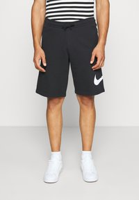 Nike Sportswear - Pantalon de survêtement - black - 0