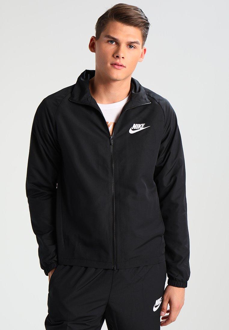 Nike Sportswear - SUIT BASIC - Trainingsanzug - black/white