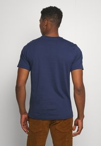 Nike Sportswear - TEE ICON FUTURA - T-shirt con stampa - midnight navy/white - 2