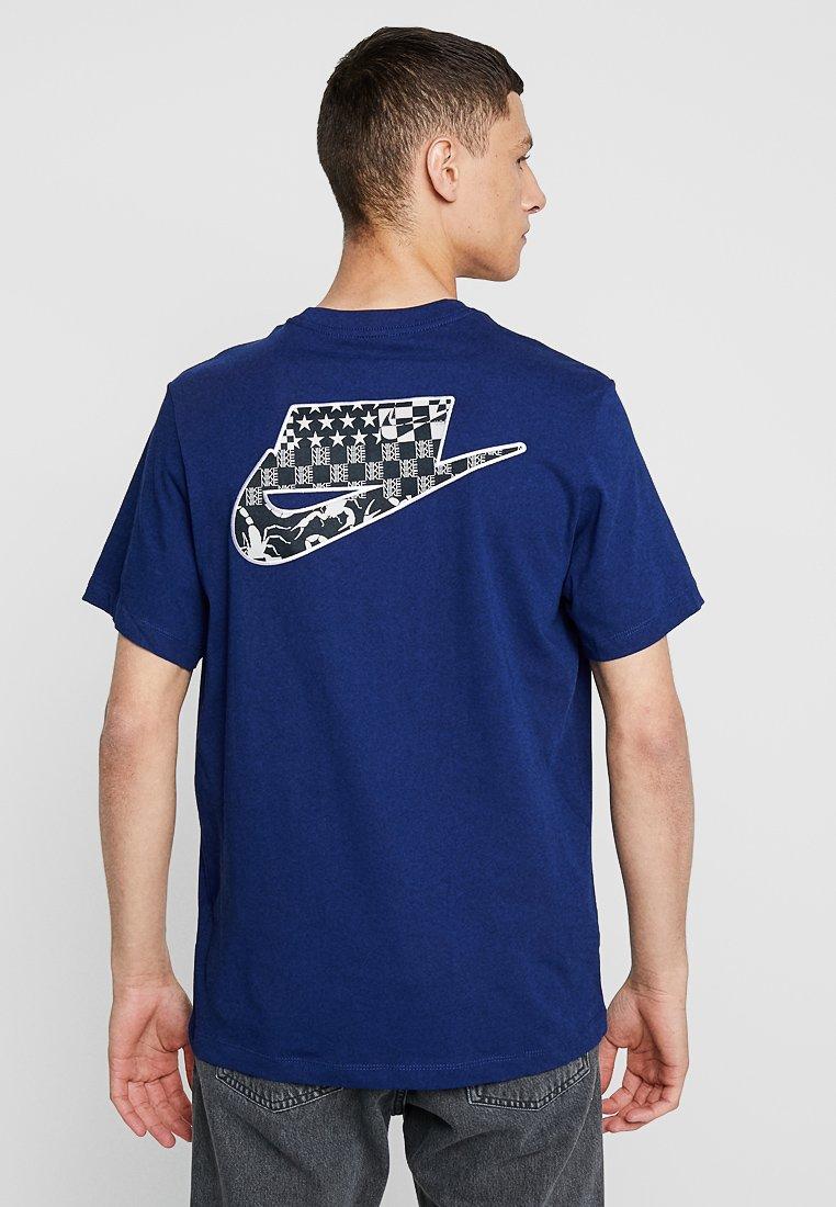 Nike Sportswear - TEE - T-shirts print - blue void