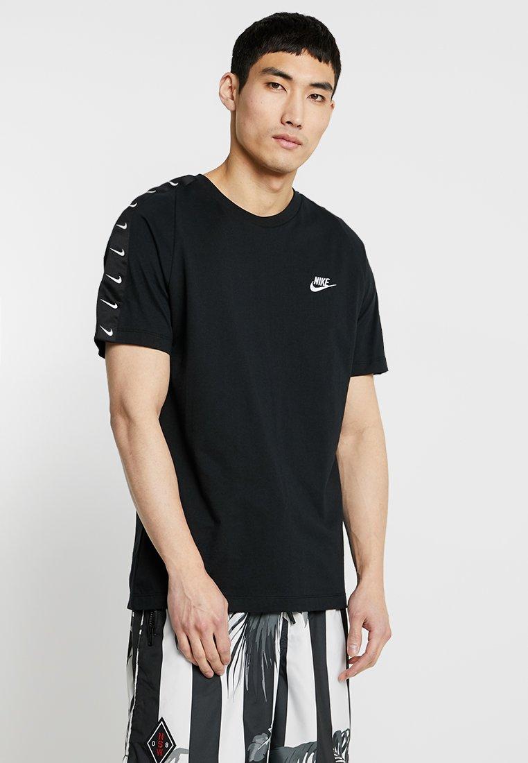 Nike Sportswear - T-shirts print - black/white
