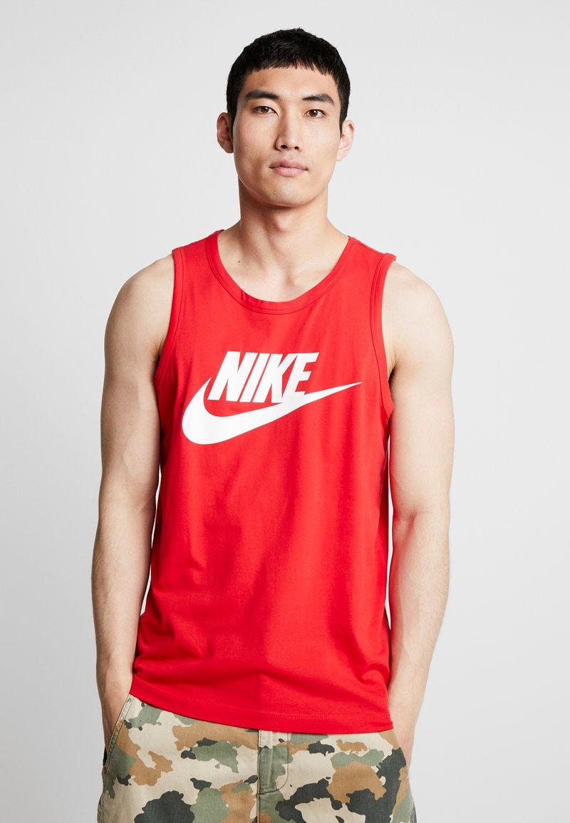 Nike Sportswear - TANK ICON FUTURA - Linne - university red/white