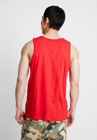 Nike Sportswear - TANK ICON FUTURA - Linne - university red/white - 2