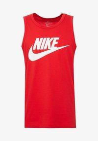 Nike Sportswear - TANK ICON FUTURA - Linne - university red/white - 4