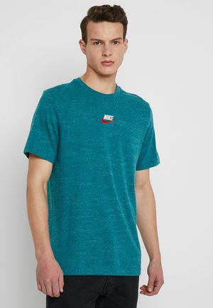TEE HERITAGE - T-shirt basique - geode teal