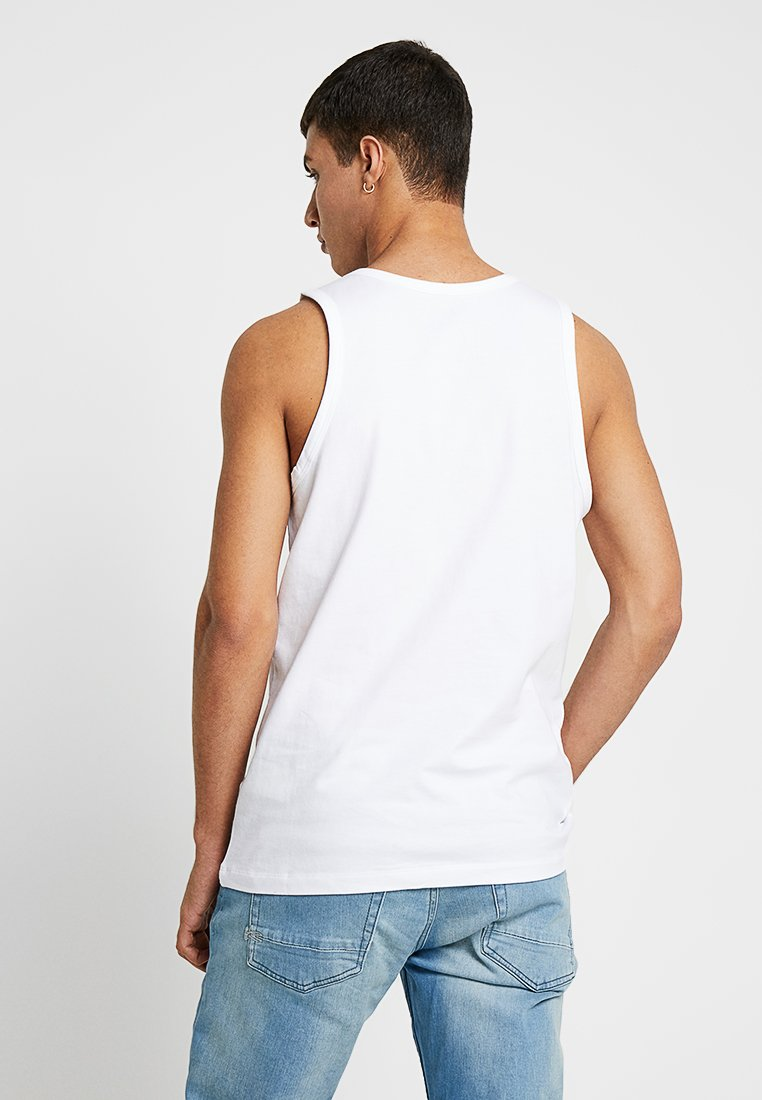 TankDébardeur White black Nike Sportswear Club f7Y6Ibgyv