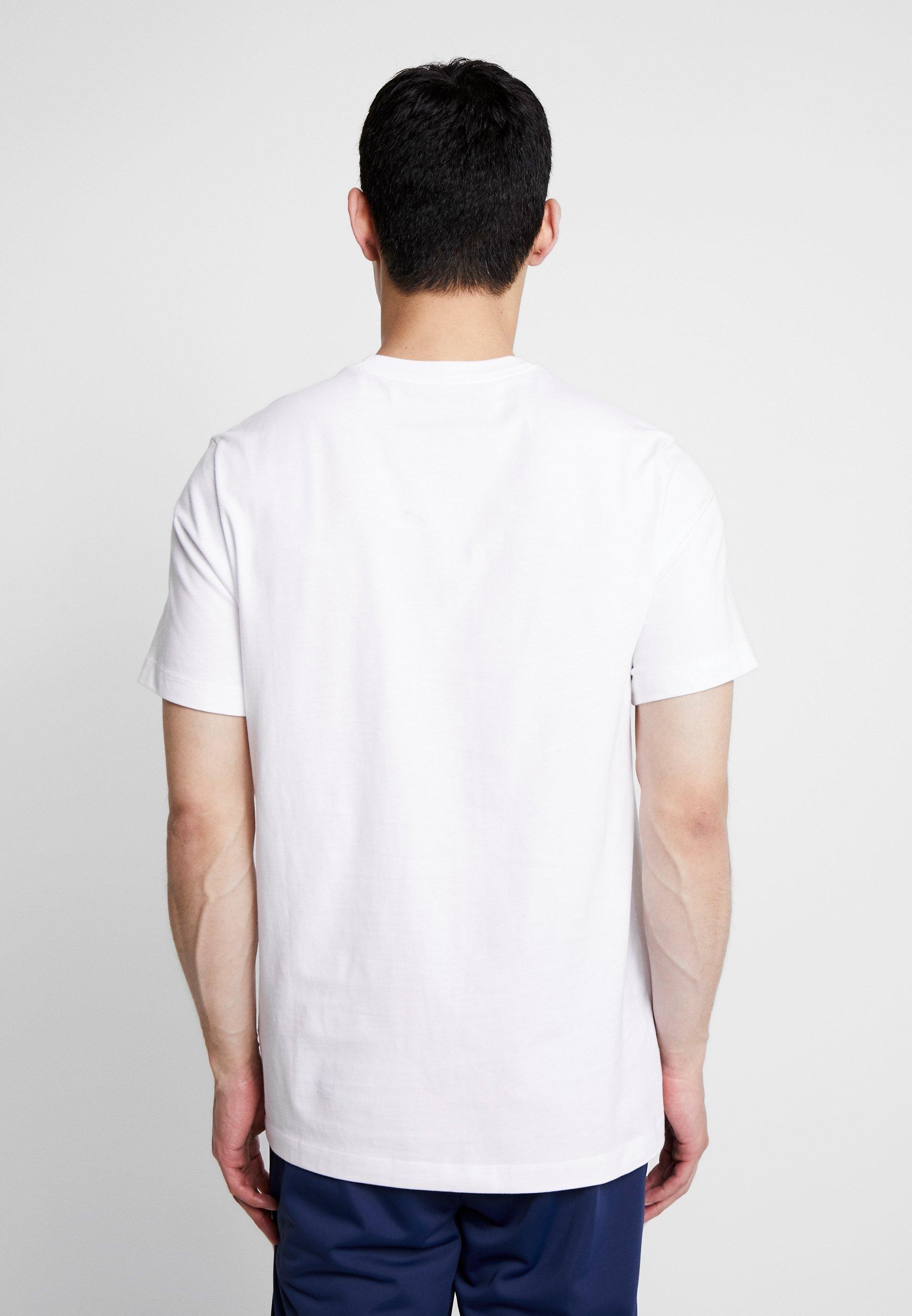 Sportswear CamoT Imprimé shirt White Nike Tee wolf Grey 76gfyvYb
