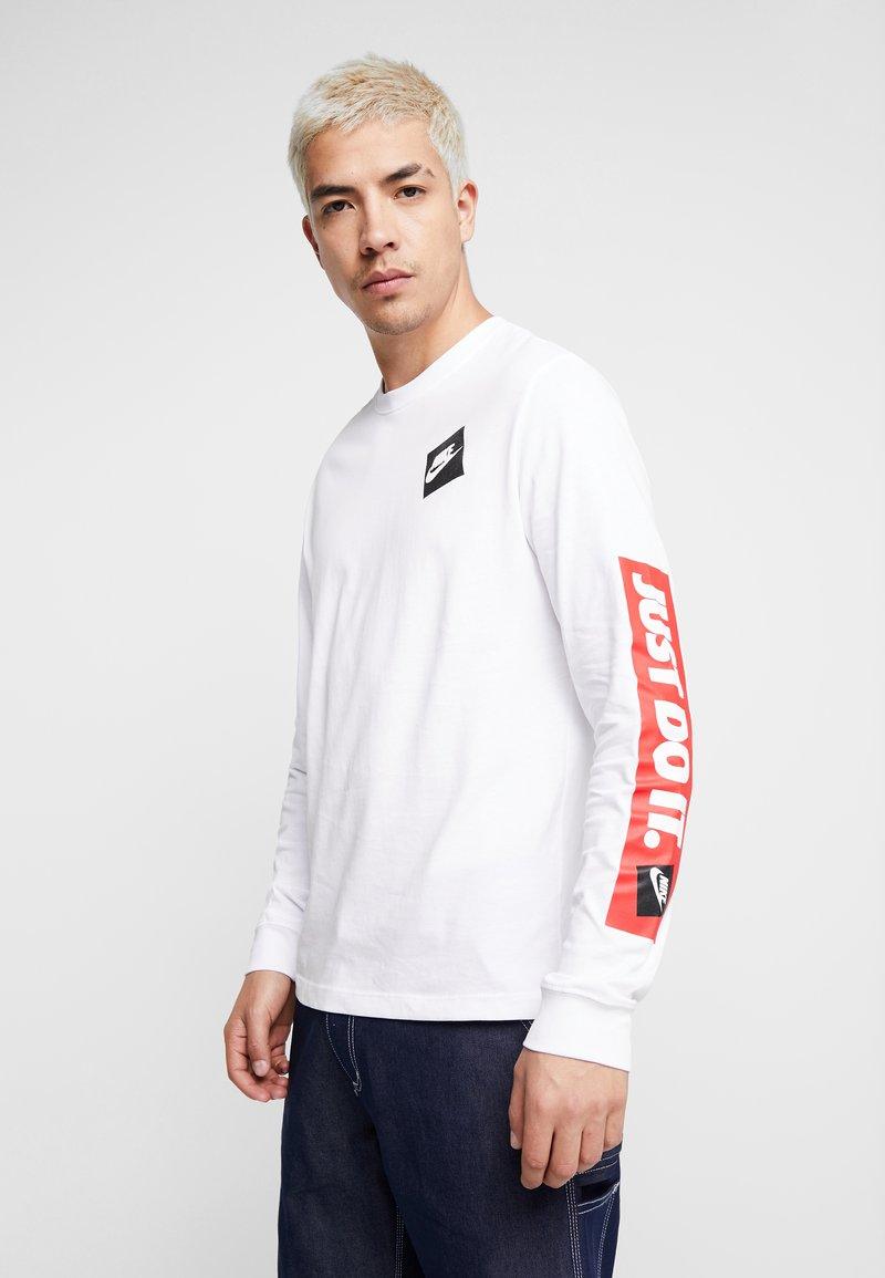 Nike Sportswear - TEE - T-shirt à manches longues - white