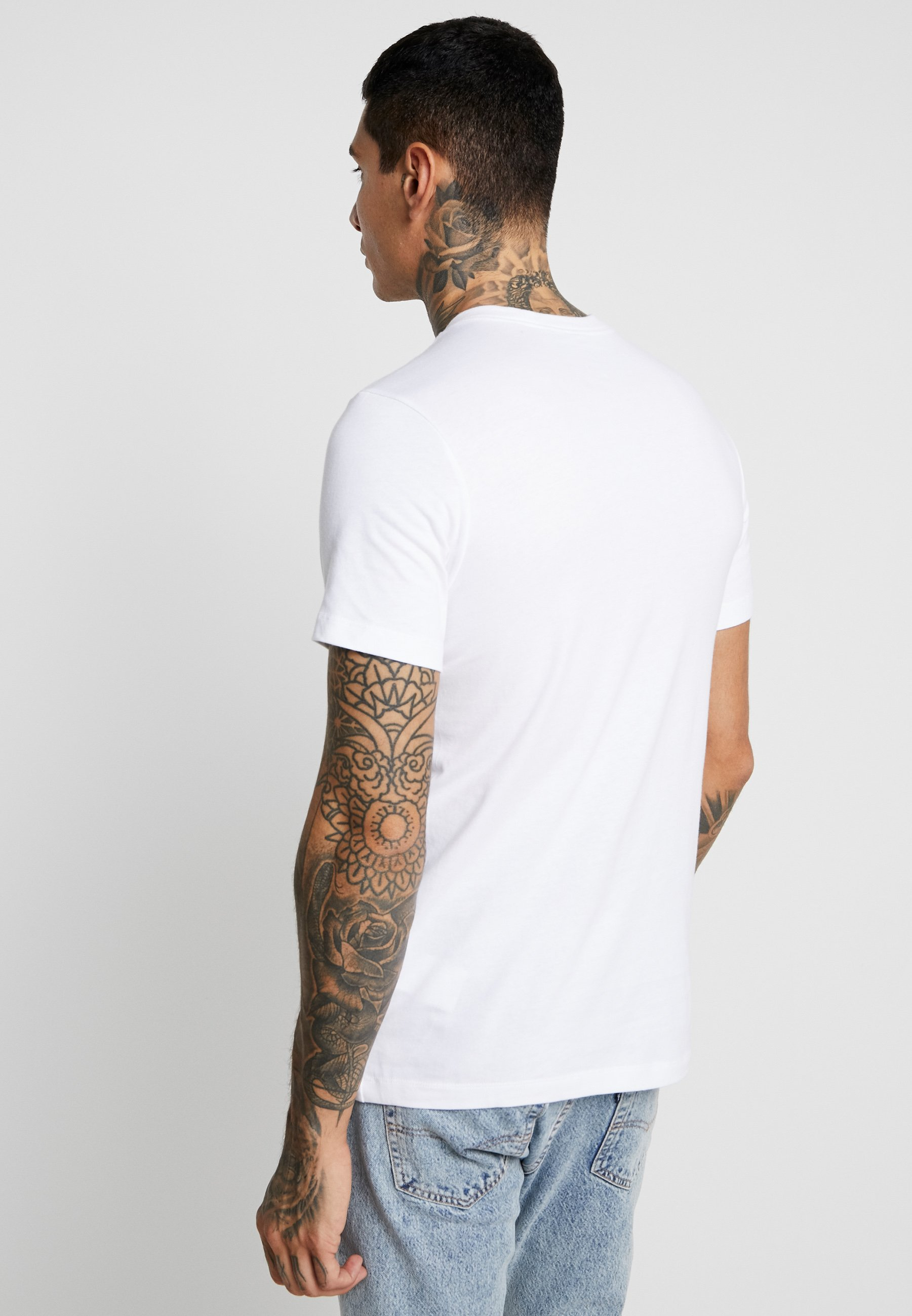 Nike TeeT shirt White Sportswear Imprimé m80nNwvO
