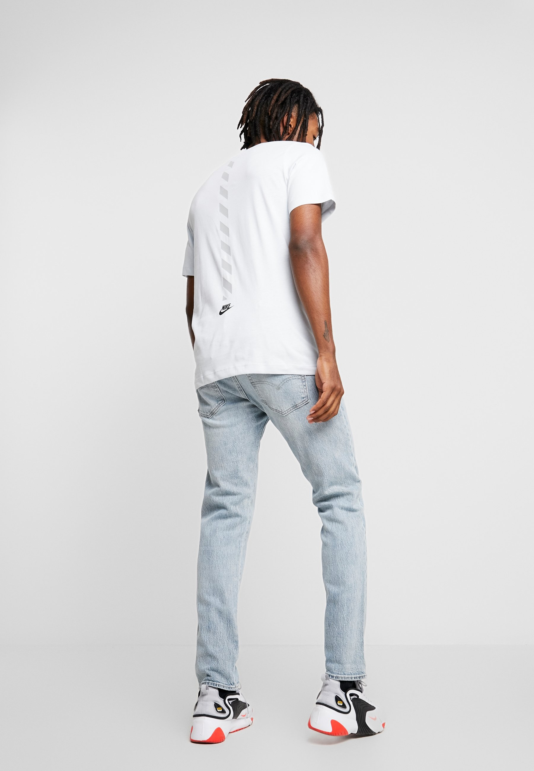 shirt Sportswear Nike Subset Imprimé Platinum TeeT Pure 8nOP0wkX