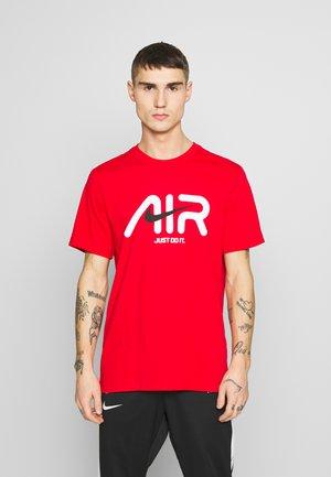 TEE - T-shirt con stampa - university red