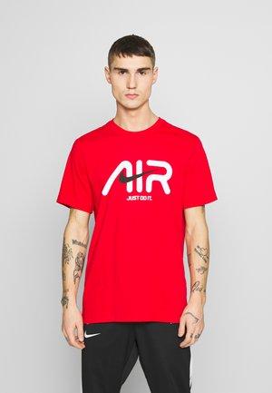 TEE - Camiseta estampada - university red