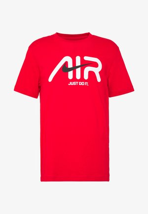 TEE - T-shirt print - university red