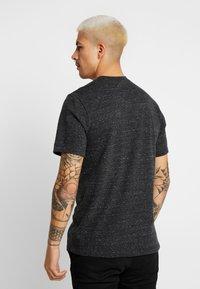 Nike Sportswear - Basic T-shirt - black - 2