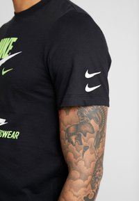 Nike Sportswear - TEE - T-shirt imprimé - black - 3