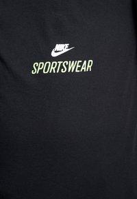 Nike Sportswear - TEE - Triko spotiskem - black - 4