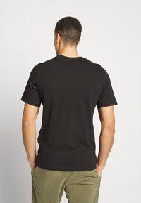 Nike Sportswear - AIR TEE - T-shirt imprimé - black - 2