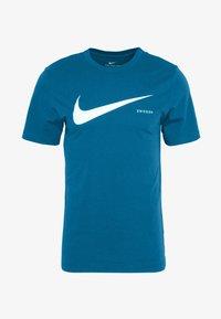 Nike Sportswear - T-shirt con stampa - blue - 3
