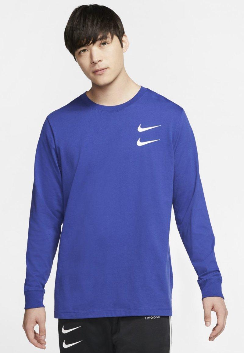 Nike Sportswear - Långärmad tröja - deep royal blue