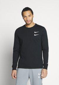 Nike Sportswear - T-shirt à manches longues - black - 0