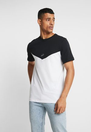 ICON FUTURA - Print T-shirt - black/white/cool grey