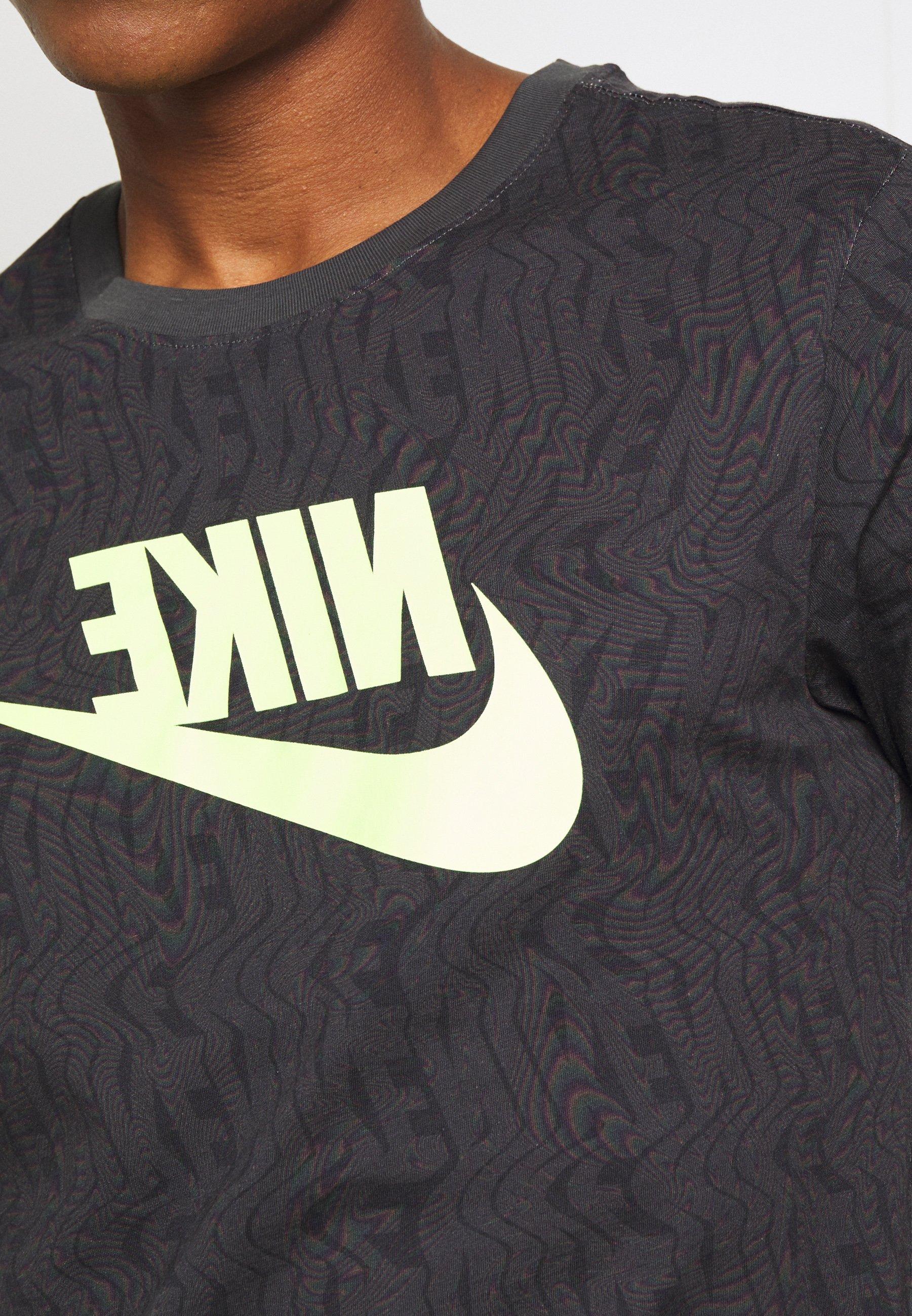 Nike Sportswear FESTIVAL TEE PRNT T shirt imprimé smoke