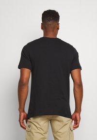 Nike Sportswear - TEE - T-shirt imprimé - black/white - 2