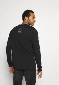 Nike Sportswear - Maglietta a manica lunga - black - 3