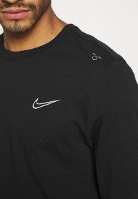 Nike Sportswear - Maglietta a manica lunga - black - 5