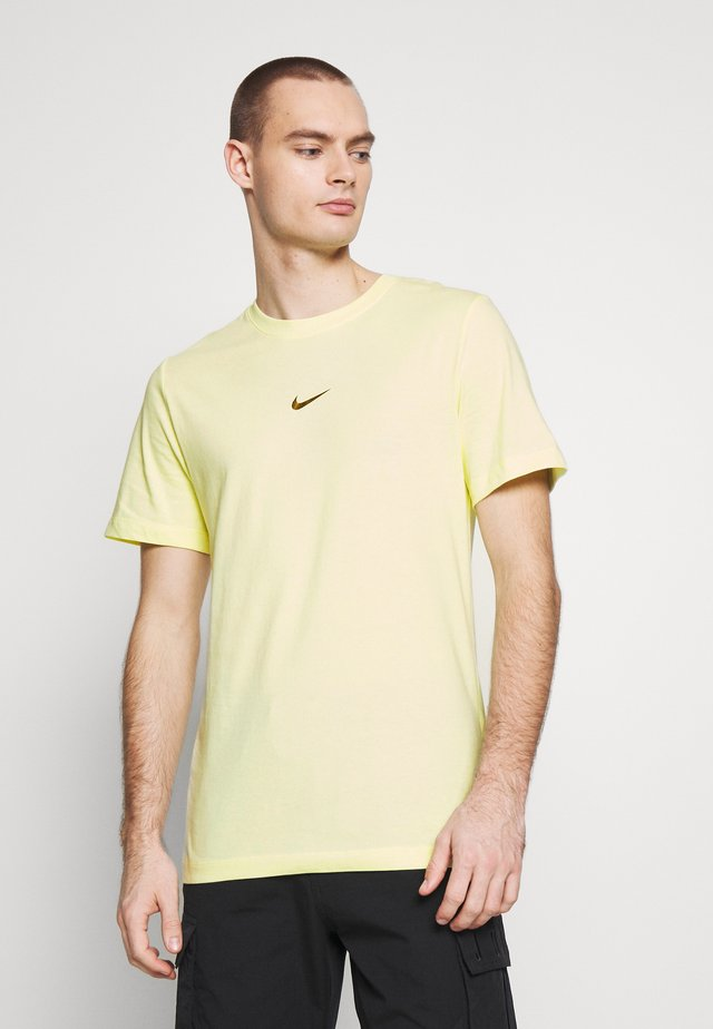 TEE - T-shirt print - luminous green