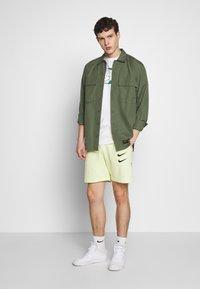 Nike Sportswear - TEE ILLUSTRATION - Print T-shirt - white - 1