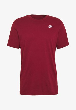 CLUB TEE - T-shirt print - team red