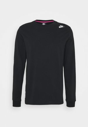 TEE - Long sleeved top - black